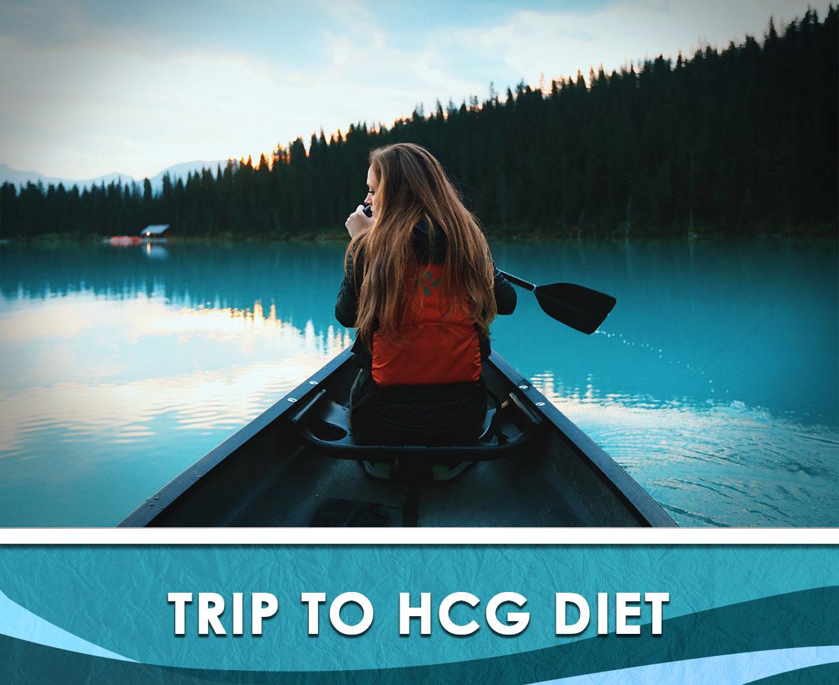 TRIP TO HCG DIET