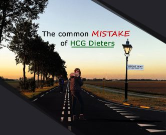 THE COMMON MISTAKE OF HCG DIETERS