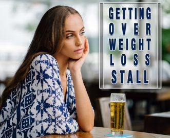 GETTING OVER WEIGHT LOSS STALL