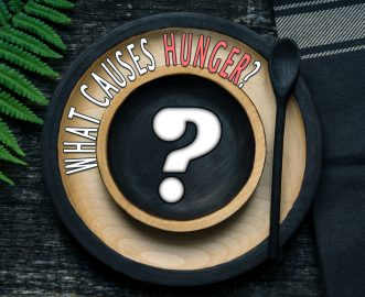 WHAT CAUSES HUNGER?