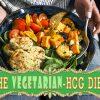 THE VEGETARIAN-HCG DIET