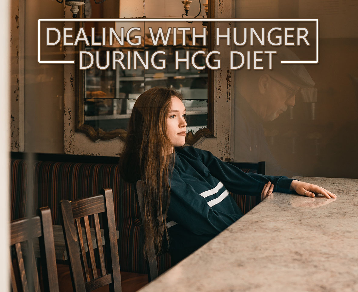 DEALING WITH HUNGER DURING HCG DIET