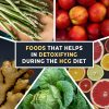 FOODS THAT HELPS IN DETOXIFYING DURING THE HCG DIET