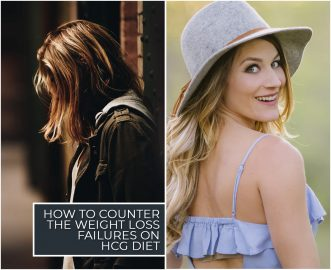 HOW TO COUNTER THE WEIGHT LOSS FAILURES ON HCG DIET