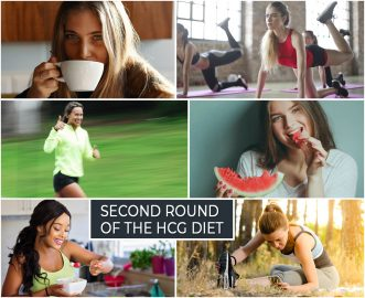 SECOND ROUND OF THE HCG DIET