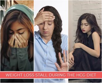 WEIGHT LOSS STALL DURING THE HCG DIET