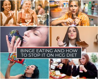BINGE EATING AND HOW TO STOP IT ON HCG DIET