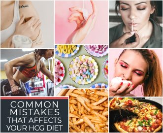 COMMON MISTAKES THAT AFFECTS YOUR HCG DIET