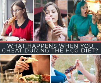WHAT HAPPENS WHEN YOU CHEAT DURING THE HCG DIET?