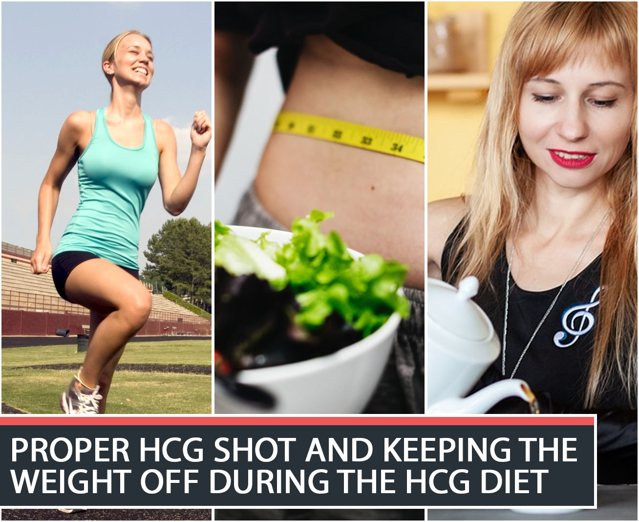 PROPER HCG SHOT AND KEEPING THE WEIGHT OFF DURING THE HCG DIET