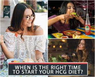 WHEN IS THE RIGHT TIME TO START YOUR HCG DIET?