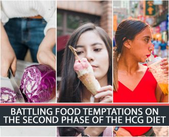 BATTLING FOOD TEMPTATIONS ON THE SECOND PHASE OF THE HCG DIET