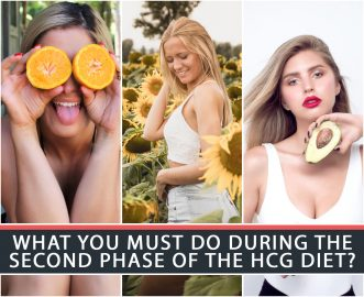 WHAT YOU MUST DO DURING THE SECOND PHASE OF THE HCG DIET?