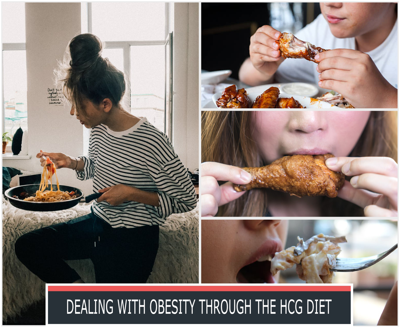 DEALING WITH OBESITY THROUGH THE HCG DIET