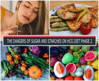 THE DANGERS OF SUGAR AND STARCHES ON HCG DIET PHASE 2