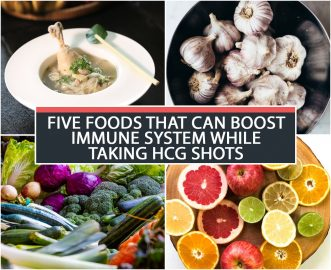 FIVE FOODS THAT CAN BOOST IMMUNE SYSTEM WHILE TAKING HCG SHOTS