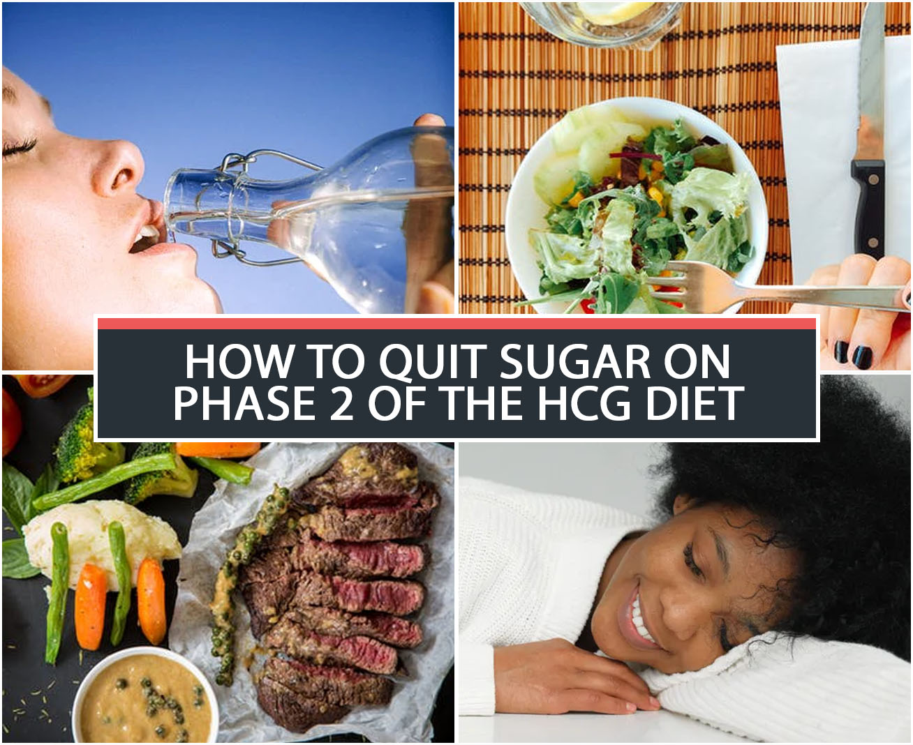 HOW TO QUIT SUGAR ON PHASE 2 OF THE HCG DIET?