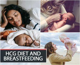 HCG DIET AND BREASTFEEDING