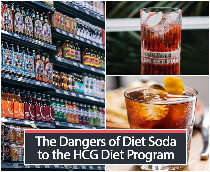The Dangers of Diet Soda to the HCG Diet Program