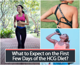 What to Expect on the First Few Days of the HCG Diet?